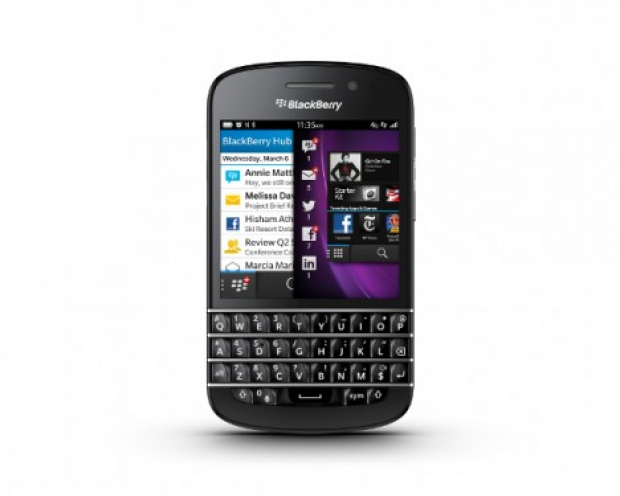 BlackBerry Q10 – Hands-on video
