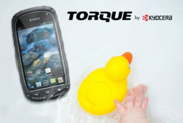 Ruggedized Kyocera Torque coming to Sprint on March 8