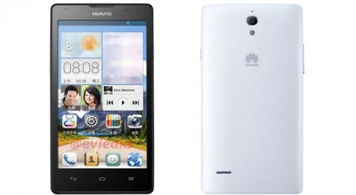 Huawei Ascend G700 Coming 5 inch Quad Core for only $320?