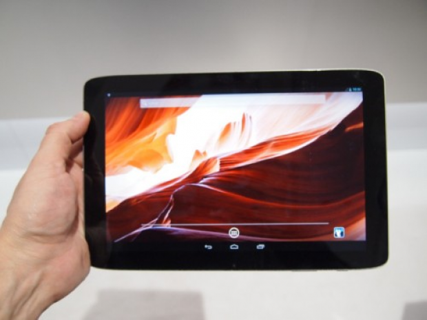 Vizio shows the first Nvidia Tegra 4 tablet at CES