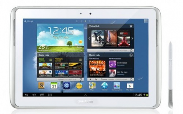 U.S Samsung Galaxy Note 10.1 gets its Jelly Bean treat