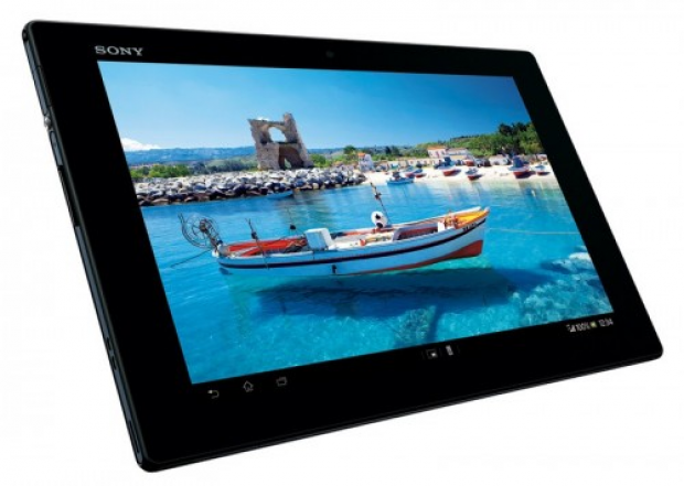 Sony Xperia Tablet Z announced
