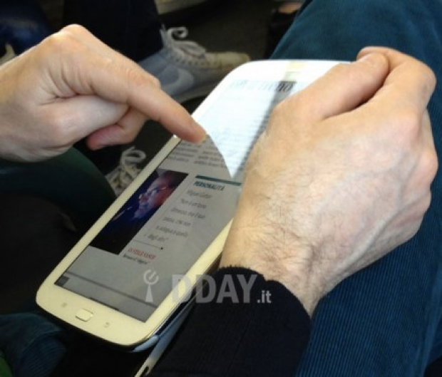 Samsung Galaxy Note 8.0 hands-on photos leaked