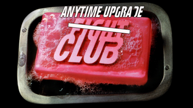 "The first rule of ""anytime upgrade"" club is: you always talk about ""anytime upgrade"" club"