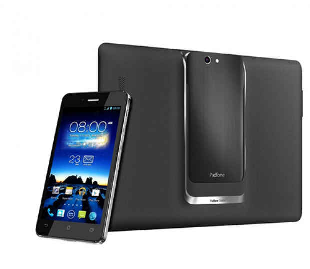 """Metallic Miracle"" has landed – Asus PadFone Infinity announced"