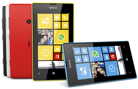 Nokia announced Lumia 520 and Lumia 720, mid-range Windows Phone 8 smartphones at great prices