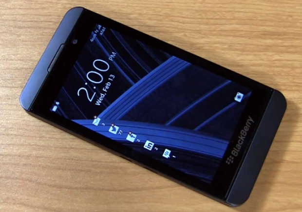 Around 20 percent of 100,000 BlackBerry 10 apps are Android ports, company exec says