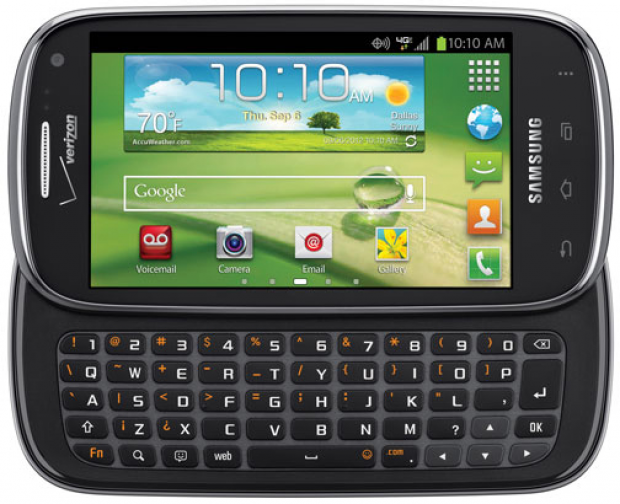 Samsung Stratosphere II Jelly Bean update going out in phases starting today